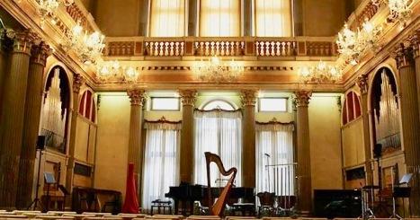 conservatorio benedetto marcello sala concerti