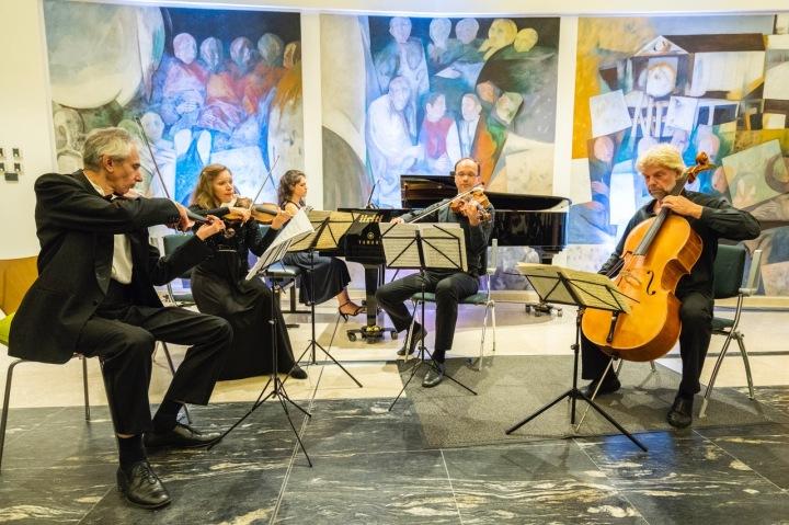 Schumann piano quintett