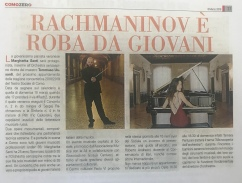 Teatro Sociale di Como Rassegna Stampa marzo 2019