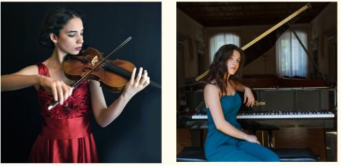 margherita santi trionfera gaia duo violino pianoforte