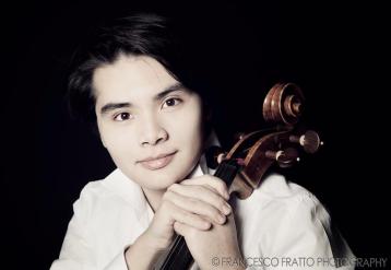 Dylan Baraldi, violoncello