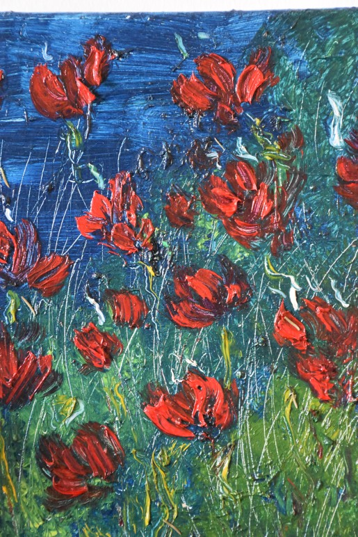 Red Poppies - Feb 2019